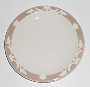 Syracuse China Restaurant Ware Air Brushed Bread Plate