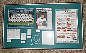 Seattle Mariners Ryan Rowland-smith Major League Debut