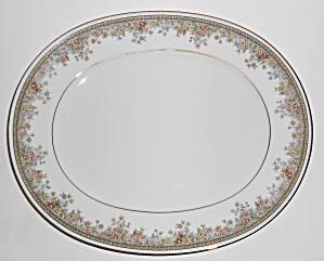 Noritake Porcelain China Ireland Morning Jewel Platter (Image1)