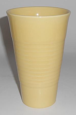 Franciscan Pottery El Patio Gloss Yellow Ice Tea Tumb (Image1)