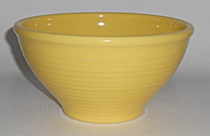 Franciscan Pottery Kitchen Ware Yellow Mixing Bowl #2