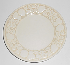 Metlox Pottery Poppy Trail Vernon Antiqua Salad Plate