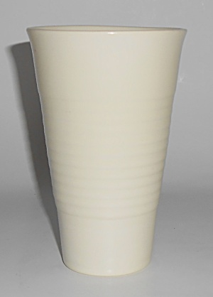 Franciscan Pottery El Patio Satin Ivory Ice Tea Tumbler (Image1)