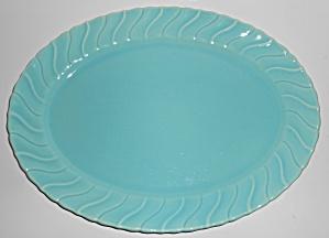 Franciscan Pottery Coronado Glacial Blue 15in Platter (Image1)