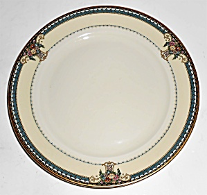 Rosenthal Porcelain China Gladmere w/Gold Bread Plate (Image1)