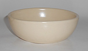 Catalina Island Pottery Ivory Cereal Bowl (Image1)