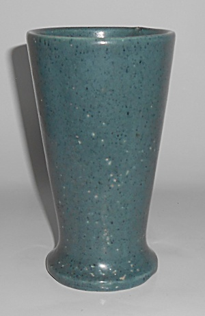 Bauer Pottery Early Blue Art Ware Venus Vase