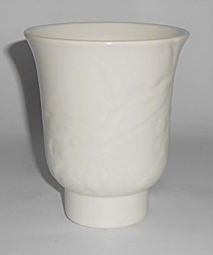 Franciscan Catalina Pottery Encanto Art Ware Ivory #607 (Image1)