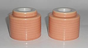 Franciscan Catalina Pottery Encanto Art Ware Coral #600 (Image1)