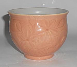 Franciscan Catalina Pottery Encanto Art Ware Coral/Grey (Image1)