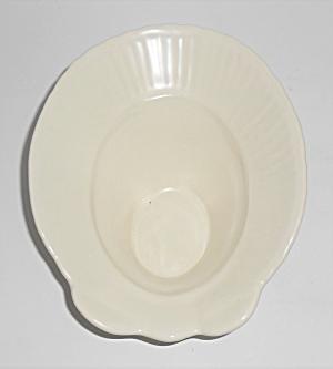 Franciscan Pottery Capistrano Art Ware Ivory Bonnet (Image1)