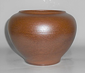 Franciscan Catalina Pottery Angeleno Art Ware Bronze #C (Image1)