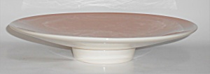 Franciscan Pottery Contours Art Ware Coral/Ivory Com (Image1)