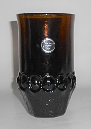 Franciscan Pottery Madeira Crystal Smoke Highball Glass (Image1)