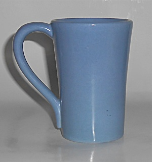 Franciscan Pottery Catalina Rancho Satin Blue #C-39 Mug (Image1)