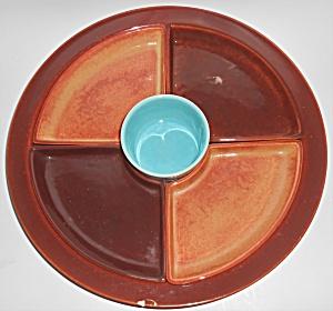 Franciscan Pottery El Patio #265 6-Piece Buffet Supper  (Image1)