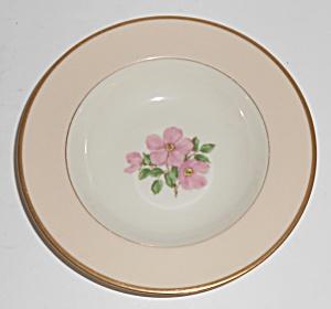 Franciscan Pottery China Cherokee Rose Fruit Bowl (Image1)