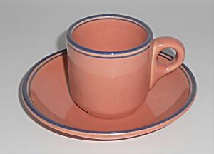 Franciscan Pottery Restaurant Ware Fruit Demitasse Cup  (Image1)