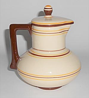 Franciscan Pottery Padua Hot Water Pot / Syrup Jug (Image1)