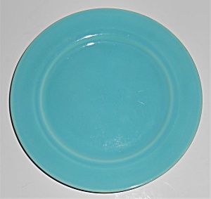 Franciscan Pottery Montecito Gloss Turquoise Bread Pl (Image1)