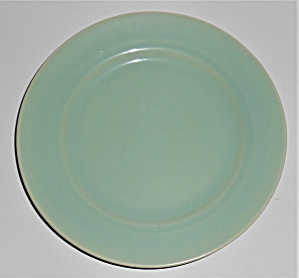 Franciscan Pottery Montecito Gloss Celadon Bread Plate (Image1)