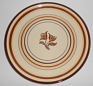 Franciscan Pottery Padua Chop Plate (Image1)