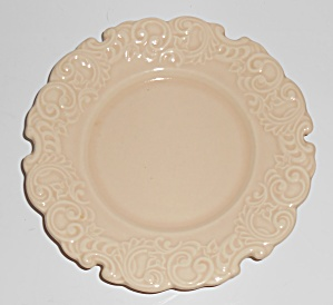 Franciscan Pottery Victoria Old Ivory Bread Plate (Image1)