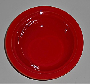 Franciscan Pottery Montecito Ruby Cereal Bowl (Image1)