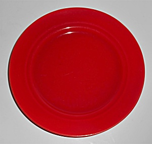 Franciscan Pottery Montecito Ruby Bread Plate (Image1)