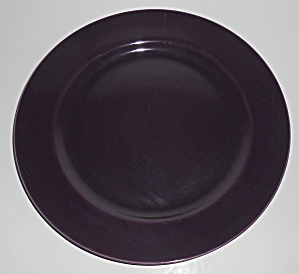 Franciscan Pottery El Patio Gloss Grape Dinner Plate (Image1)