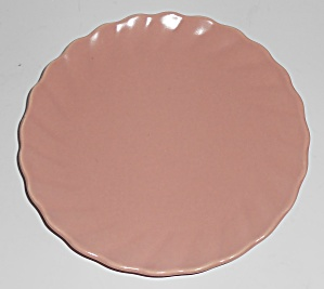 Franciscan Pottery Wishmaker Coral Bread Plate