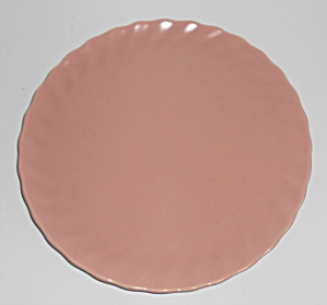 Franciscan Pottery Wishmaker Coral Salad Plate
