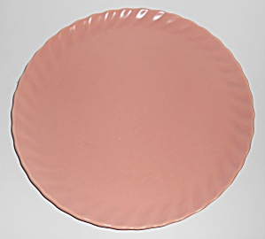 Franciscan Pottery Wishmaker Coral Dinner Plate