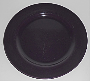 Franciscan Pottery El Patio Gloss Grape Luncheon Plate (Image1)