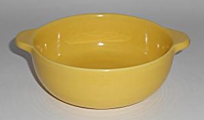 Franciscan Pottery El Patio Gloss Yellow #5 Soup Bowl (Image1)
