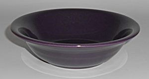 Franciscan Pottery El Patio Gloss Grape Cereal Bowl