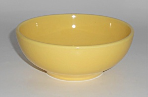 Franciscan Pottery El Patio Gloss Yellow Early Fruit