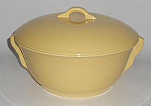 Franciscan Pottery El Patio Gloss Yellow Large Cass