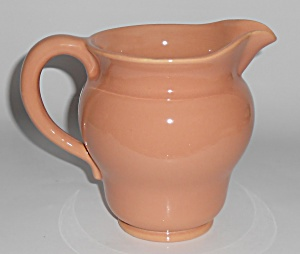 Franciscan Pottery El Patio Gloss Coral #60 Quart Pit