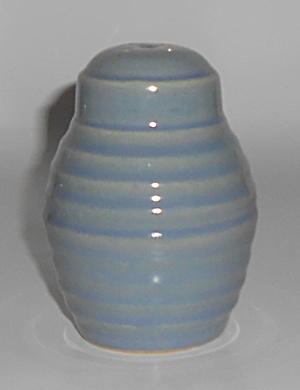 Bauer Pottery Ring Ware Delph Barrel Shaker (Image1)