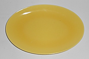 Franciscan Pottery El Patio Gloss Yellow Gravy Bowl Und