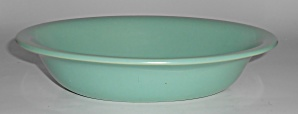 Franciscan Pottery Catalina Rancho Aqua Oval Vegetable  (Image1)