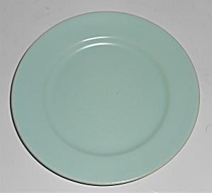 Franciscan Pottery El Patio Satin Aqua Bread Plate (Image1)