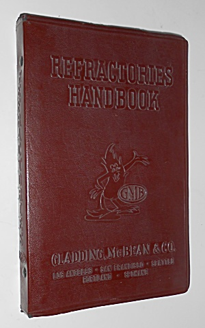 Gladding McBean & Company Franciscan Refracories Book (Image1)