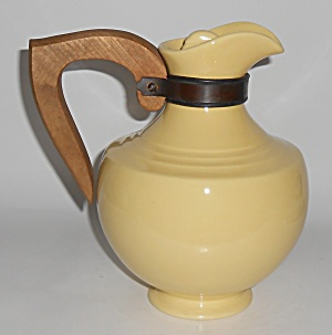 Franciscan Pottery Montecito Gloss Yellow Coffee Carafe (Image1)