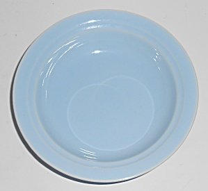 Franciscan Pottery Montecito Light Blue Fruit Bowl (Image1)