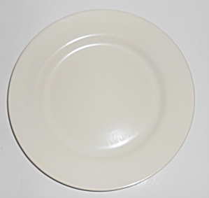 Franciscan Pottery El Patio Satin Ivory Salad Plate (Image1)