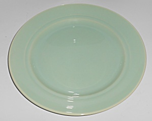 Franciscan Pottery Montecito Gloss Celadon Lunch Plate