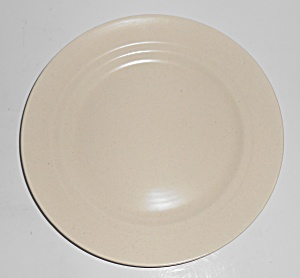 Franciscan Pottery Montecito Satin Oatmeal Salad Plate