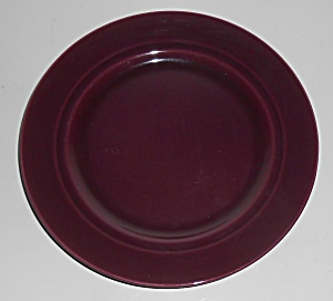 Franciscan Pottery Montecito Eggplate Salad Plate
